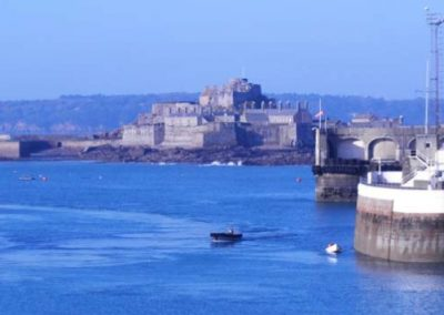 Jersey port UK