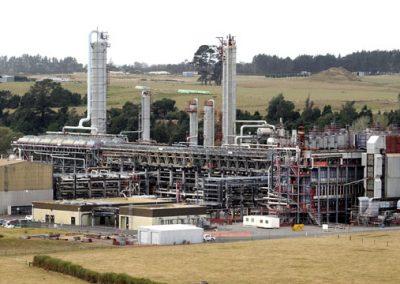 Methanol plant Taranaki NZ