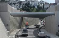 Wellington inner city bypass NZ