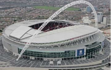Wembly stadium UK