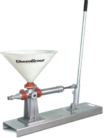 ChemGrout CG-050M Manual Pump - Southern Tool